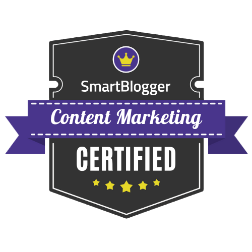 Content Marketing Certified - Badge